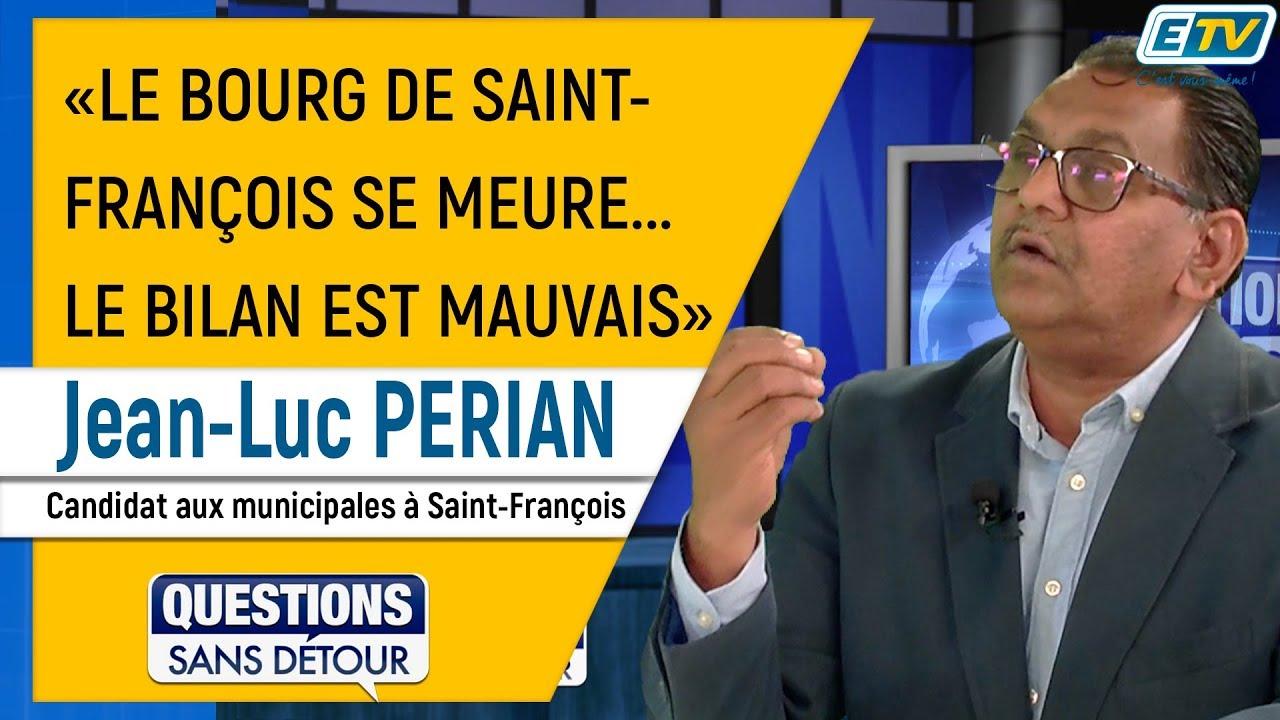 Questions Sans Détour avec Jean-Luc PERIAN