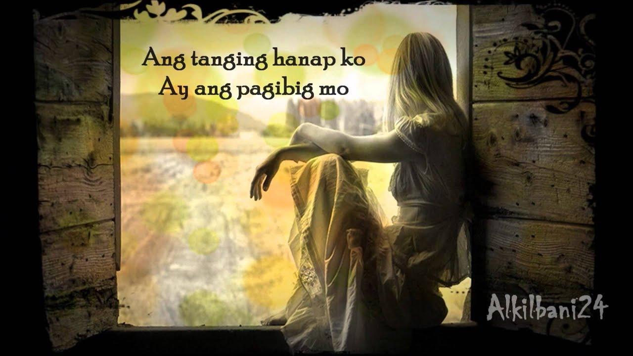 Download Edgar Allan - Sa Muling Pagtatagpo (with lyrics)