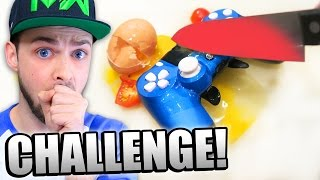 1000 degree KNIFE - CHALLENGE!!!