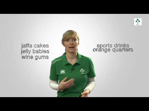 Irish Rugby TV: What Should I Eat At Halftime?