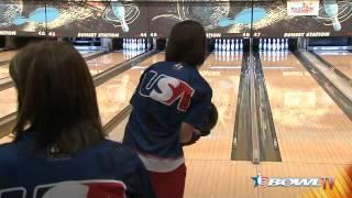 Team USA Tips - Liz Johnson - Sydney Pattern