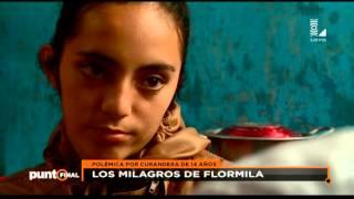 Flormila Tarrillo: conoce a la polémica curandera de 14 años