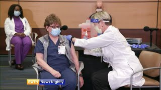 The CDC Has Announced Guidelines for Fully Vaccinated People | EWTN News Nightly