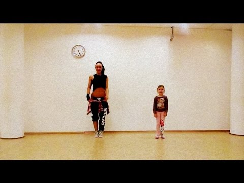 Lovely little dancer dancing Usher - Yeah!!! :) / Choreography by Martina Panochova