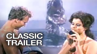 Reptilicus Official Trailer #1 - Bent Mejding Movie (1961) HD