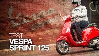 TEST | VESPA SPRINT 125 : Sprint mieux que Sport ?