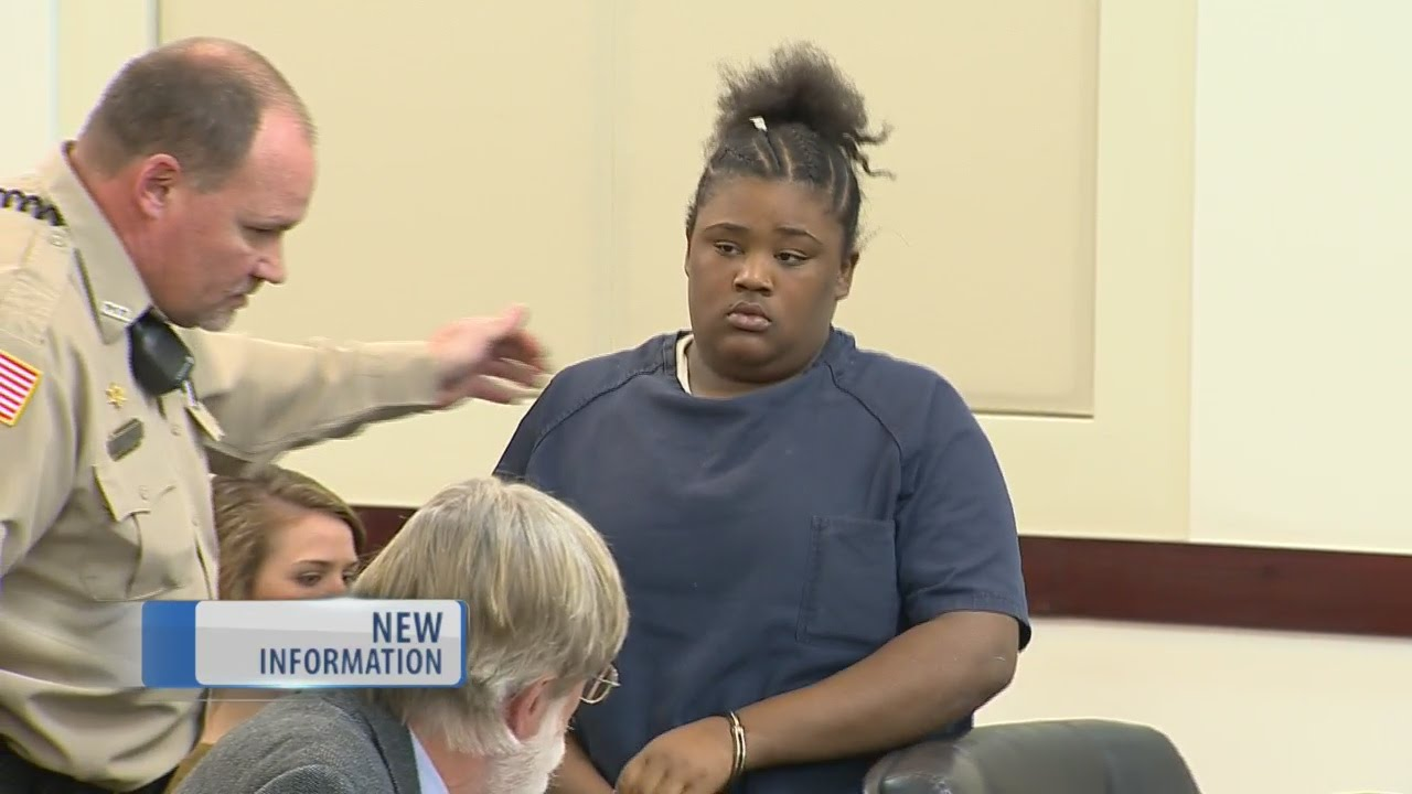 Chesterfield County teen accused of killing her baby set
