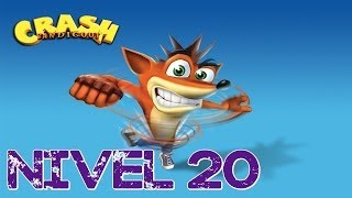 Crash Bandicoot 1 | PSX | Español | Isla 3 | Nivel 20 | Generator Room