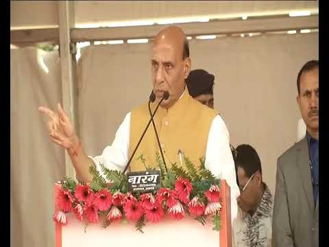 Shri Rajnath Singh Speech At Foundation Stone Laying Of Various Railway Projects In Lucknow