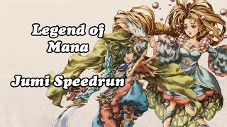 Legend of Mana - Jumi Story Speedrun (No Commentary)