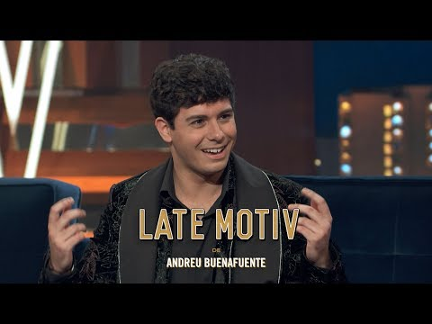 "LATE MOTIV -  Alfred García. ""La música es curativa"" | #LateMotiv489"