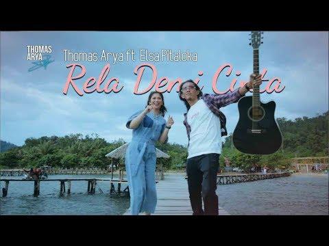lagu-slow-rock-terbaru---thomas-arya-feat-elsa-pitaloka---rela-demi-cinta-(official-music-video)-mv