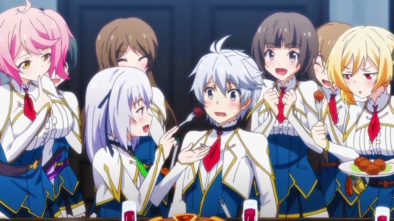 Top 8 Animes Donde El Personaje Principal Se Transfiere A