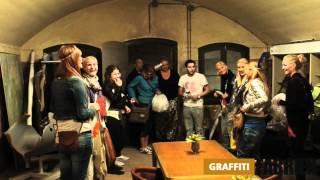graffiti fabriek - graffiti workshop vrijgezellenfeest vrouwen