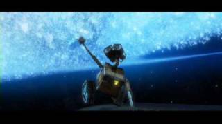 Wall-e And Coldplay: Sparks
