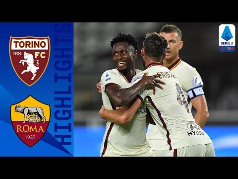 Torino 2-3 Roma | Dzeko and Smalldini Score as Roma hold on for a 3-2 win! | Serie A TIM