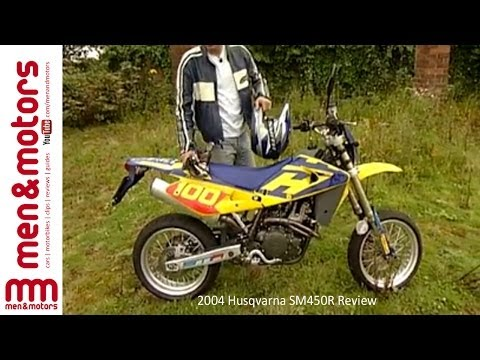 2004 Husqvarna SM450R Review