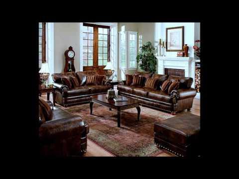 Living Room Sets, Derbyshire Leather Living Set | Maryland, Virginia, , New Jersey, Pennsylvania