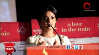 Heroine Keerthi Suresh speaks about Dhanush at Thodari Movie Audio Launch