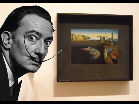 Salvador Dalí - The Persistence of Memory (1931) Mp3