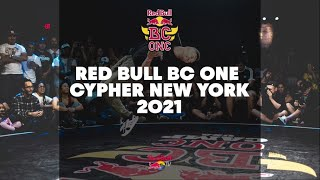 Red Bull BC One Cypher New York 2021