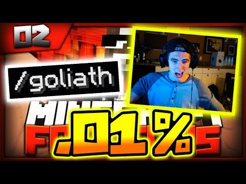 .01% CHANCE GOLIATH WIN (BIG REACTION)!! - Minecraft Factions Ep. 2 ( TheArchon )