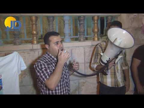 وقفة احتجاجية امام مسجد البقاعي في التاج بعنوان مستمرون 4 انا مدني حاكمني مدني 23 8 2013  - 22:53-2019 / 2 / 10