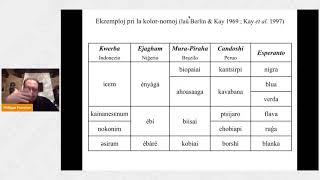 Ĉu Esperanto enhavas la necesajn rimedojn por roli kiel interkultura lingvo? (Philippe Planchon)