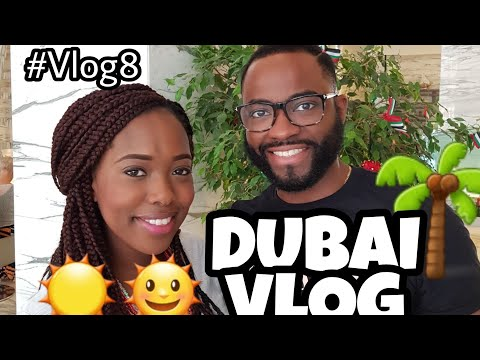 #VLOG8 ESCAPE TO DUBAI- GOODBYE LONDON #MYDUBAI