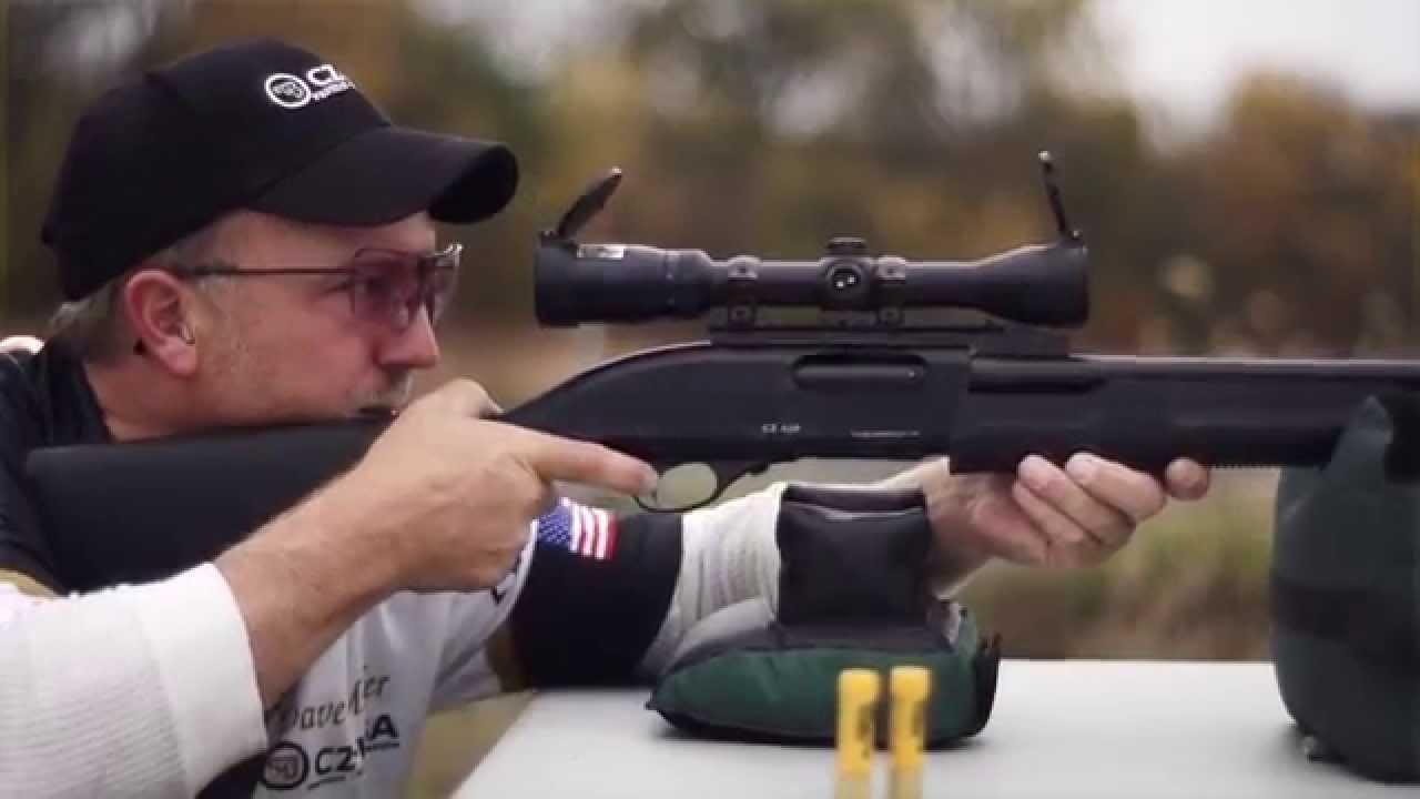 CZ 620 Big Game Shotgun