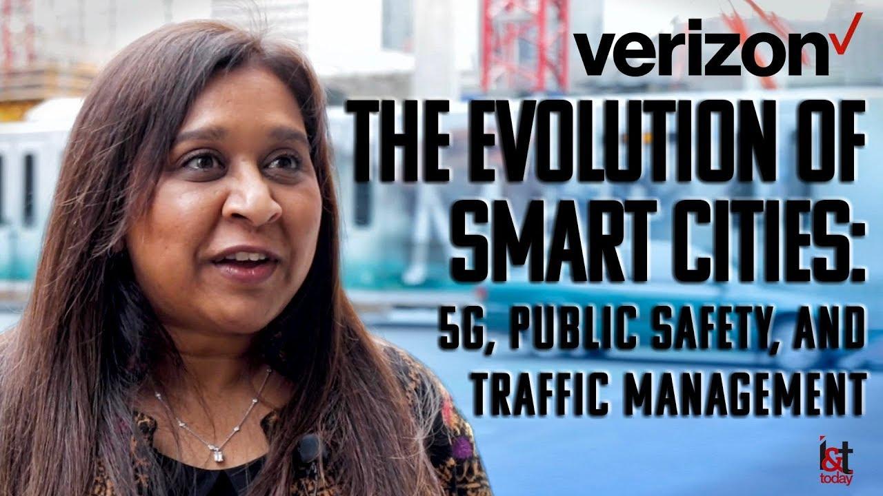 Breaking: VP Lani Ingram dishes on Verizon's ambitious 5G