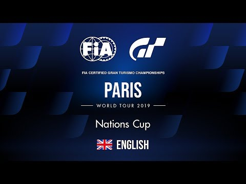 [English] 2019 World Tour 1 | Paris | Nations Cup thumbnail