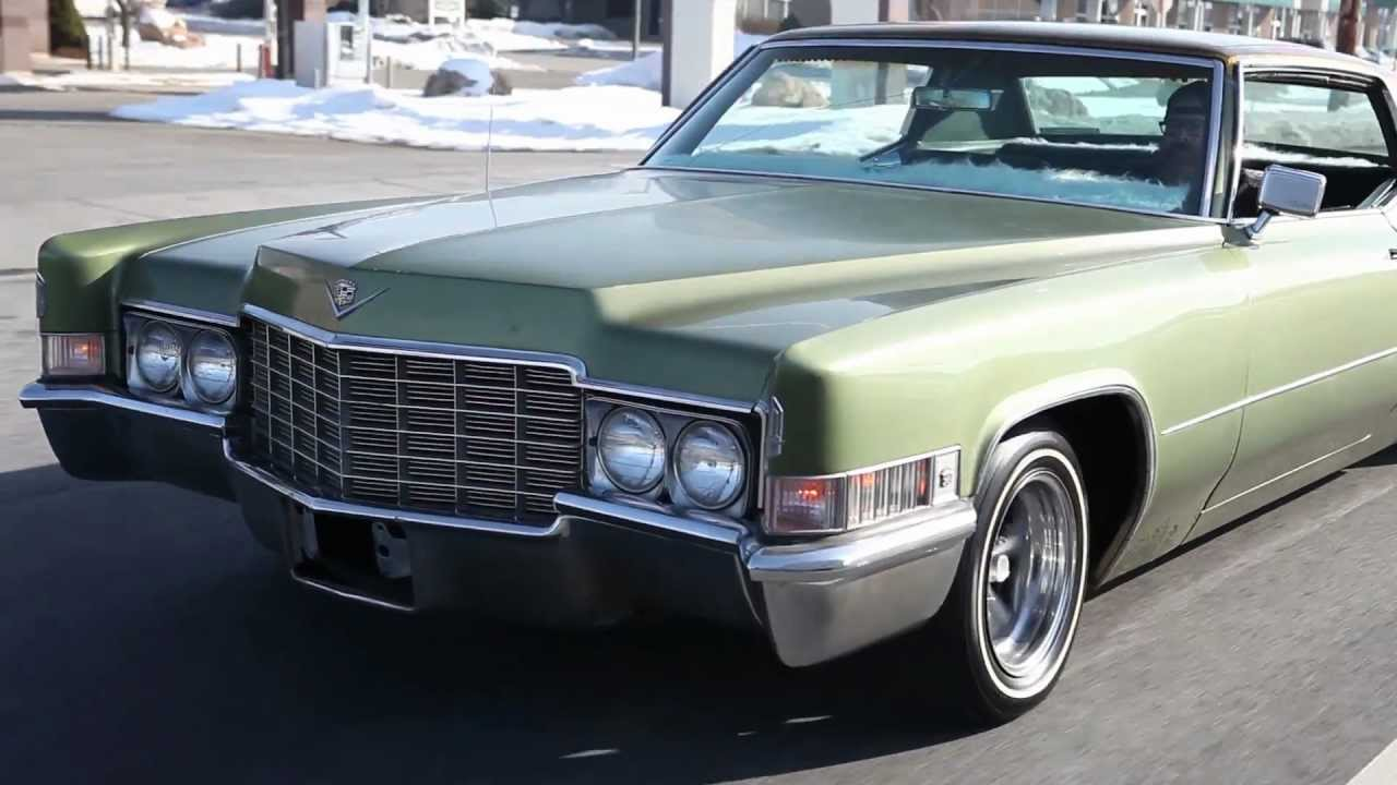 1969 Cadillac Coupe De Ville - aka 'The Filthy Pickle ...
