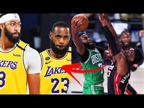 Point Center Bam Adebayo BROKE The Boston Celtics Giving us A Legendary Heat vs Lakers Finals