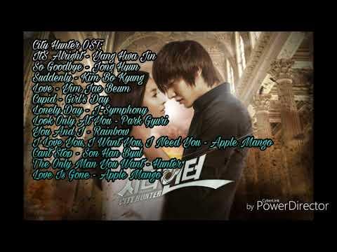 Nhạc Phim Thợ Săn Thành Phố (City Hunter OST)