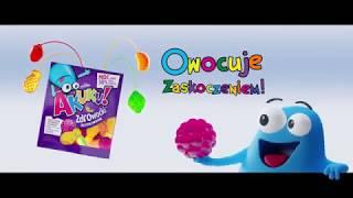 Żelki Akuku! promuje nowy brand hero