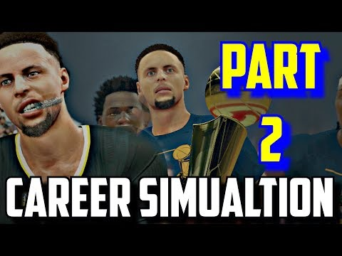 SIMULATING STEPHEN CURRY