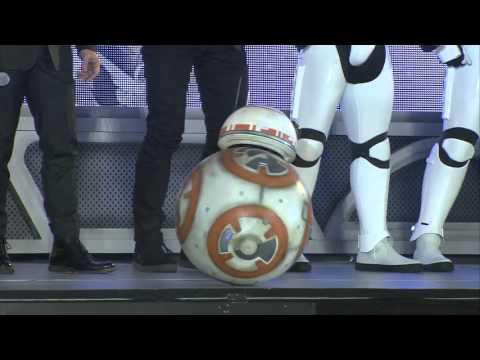 Star Wars: The Force Awakens: Japan Premiere Fan Event