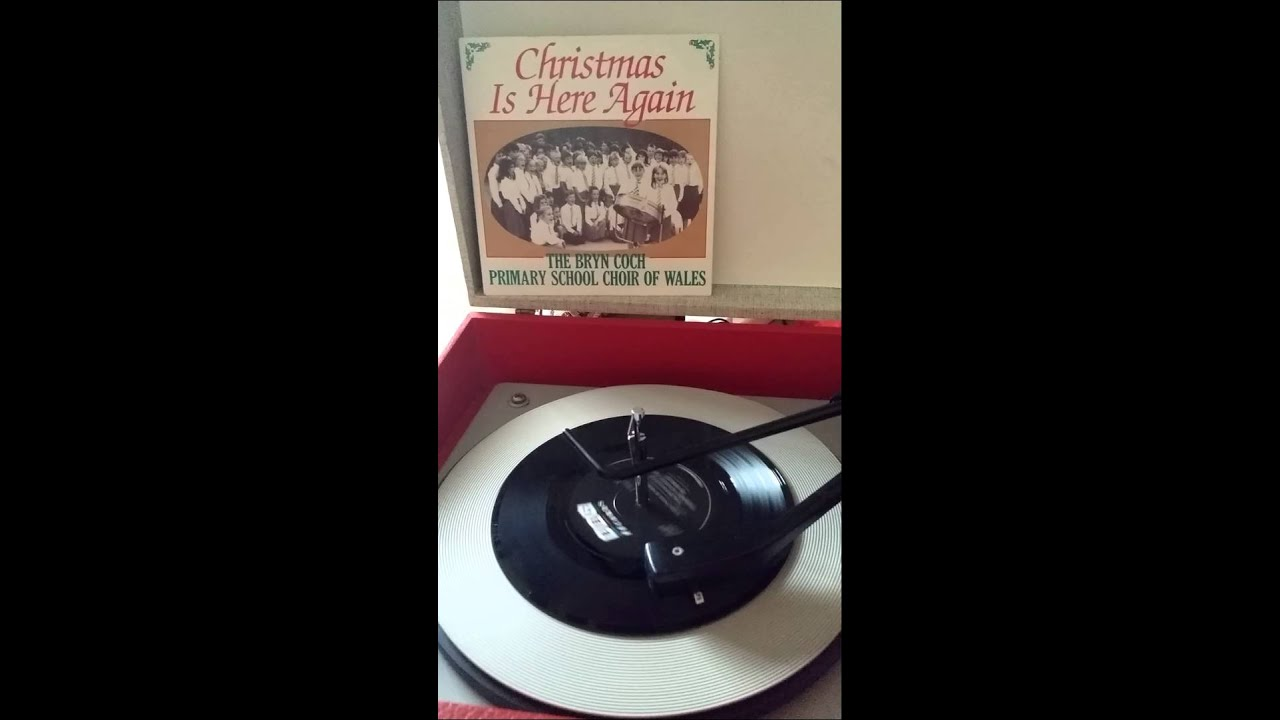 Christmas is Here Again - Rare Christmas Song - YouTube