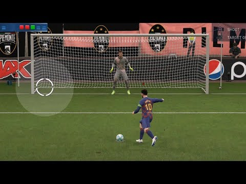 FIFA 20 - Penalty Shootout | FC Barcelona Vs Juventus - Gameplay (PS4 HD) [1080p60FPS]