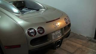 bugatti veyron revs,spoiler,pda