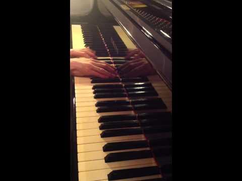 Rachmaninoff=Earl Wild:Vocalise op.34-4/ラフマニノフ=E.ワイルド:ヴォカリーズ