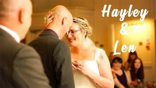 Hayley & Len | Wedding 2018
