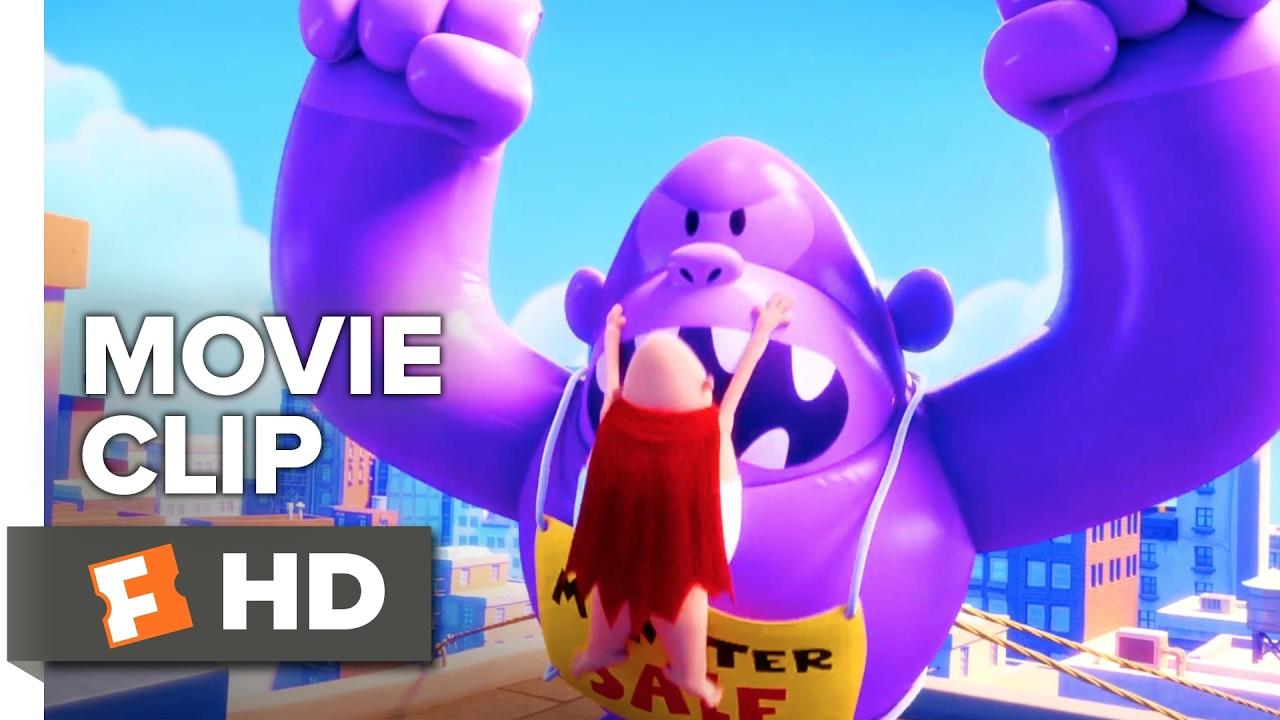 Captain Underpants The First Epic Movie Clip Captain Underpants