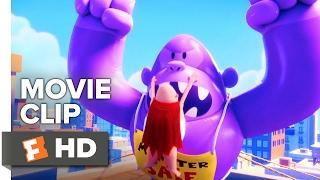 Captain Underpants: The First Epic Movie Clip - Captain Underpants vs. Inflatable Ape (2017)