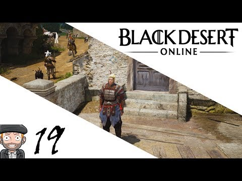 Black desert online gameplay german | Zum Hof Alejandro | Let's play 19