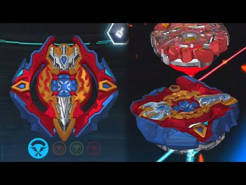 SURGE XCALIUS X3 GAMEPLAY | Beyblade Burst App Gameplay PART 30 ベイブレードバースト