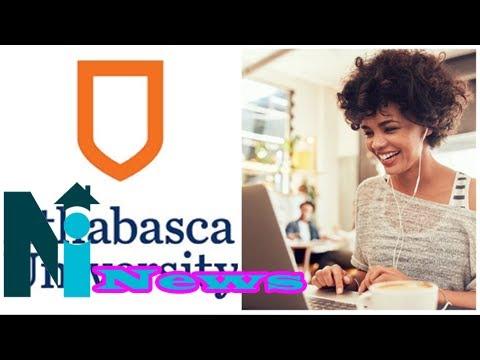 Athabasca University graduate programs