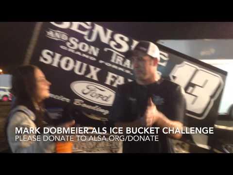 Mark Dobmeier ALS Ice Bucket Challenge