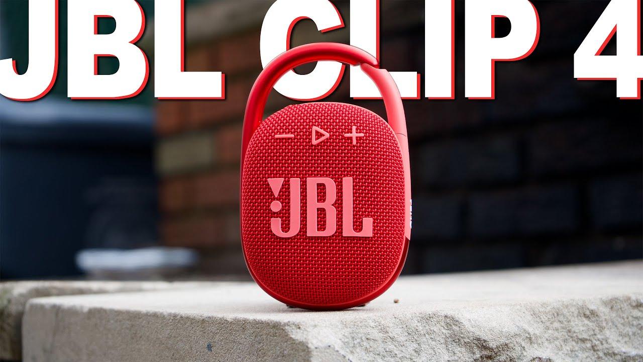 Download JBL Clip 4 Review - It Sounds Noticeably Better!